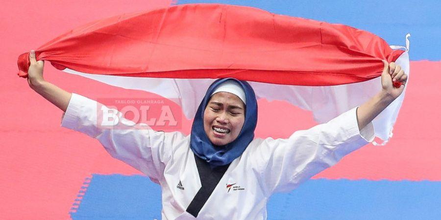 7 Hari Asian Games 2018, Medali Emas Tak Pernah Luput dari Atlet-atlet Indonesia