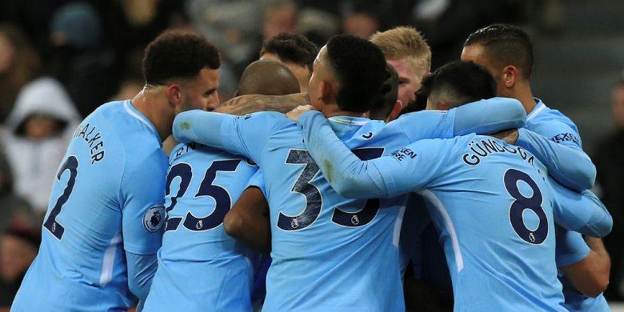 Manchester City Fokus Menjaga Tempo