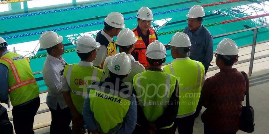 Jusuf Kalla Apresiasi Pembangunan Area Gelora Bung Karno