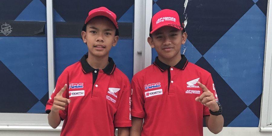 Dua Pebalap Muda Honda Akan Ikuti Thailand Talent Cup