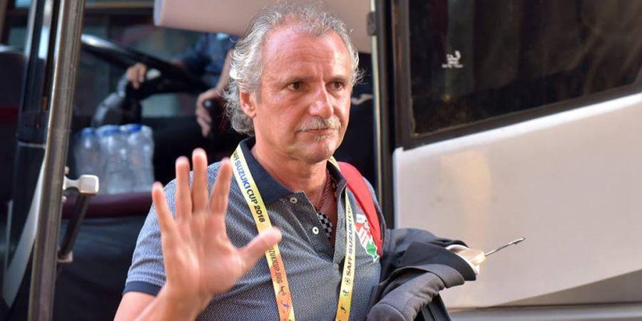 Kilas Balik Kesuksesan Petar Segrt di PSM, Pelatih yang Bawa Timnas Maladewa Menjuarai Piala SAFF 2018