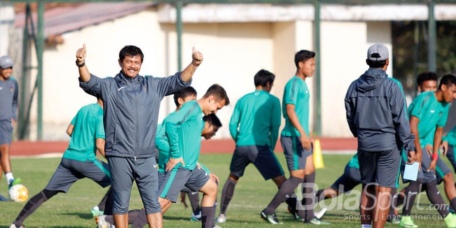 Jadwal Siaran Langsung Indosiar Timnas U-19 Indonesia di Piala AFF