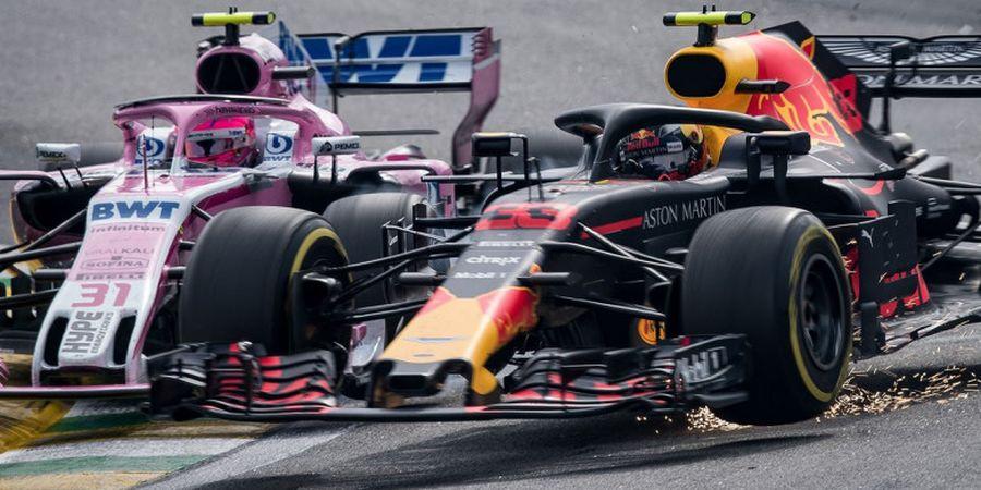 Lewis Hamilton dan Sebastian Vettel Dapat Peringatan dari Tim Red Bull Racing
