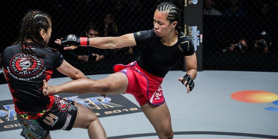 ONE Championship, Priscilla Hertati Ingin Awali 2019 dengan Hasil Positif