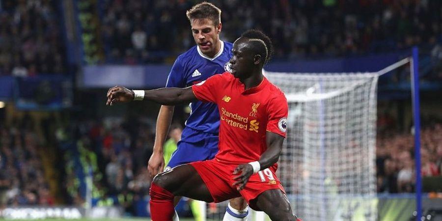 Formasi 3-4-3 Chelsea Sempurna karena Cesar Azpilicueta