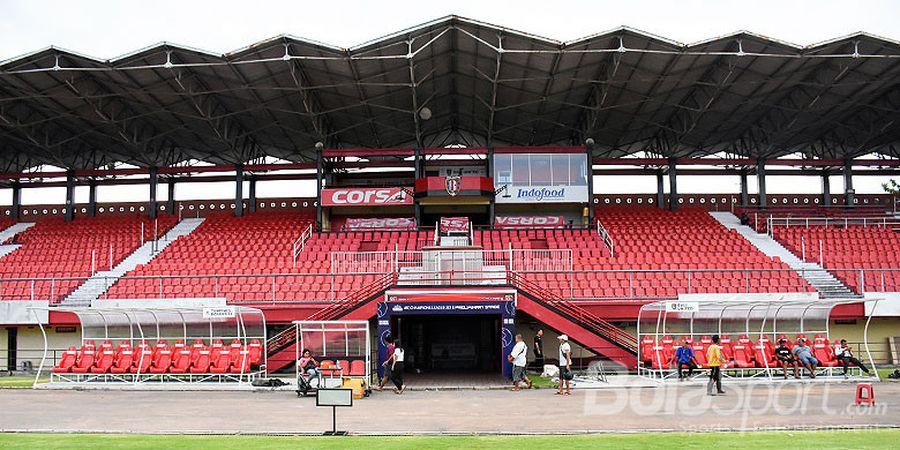 Iwan Bule Puji Stadion Kapten I Wayan Dipta: Serasa di Markas Manchester United