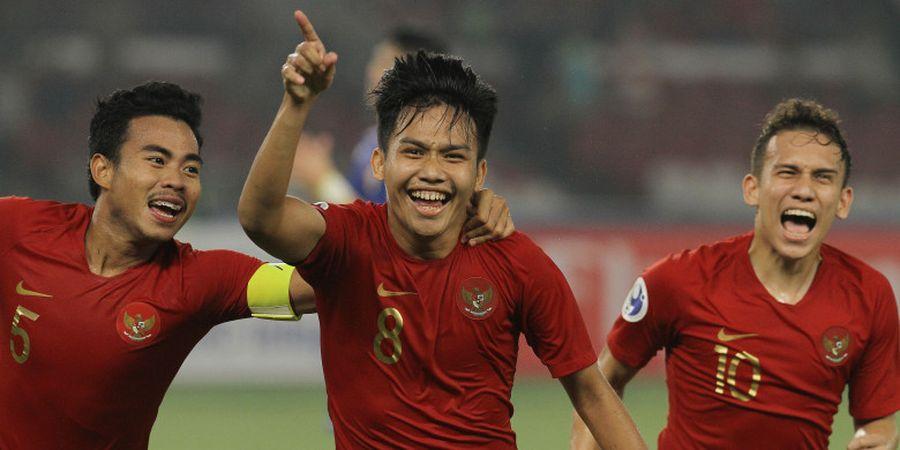 Susul Egy dan Firza, Satu Pemain Timnas U-19 Indonesia Trial di Klub Eropa Awal 2019