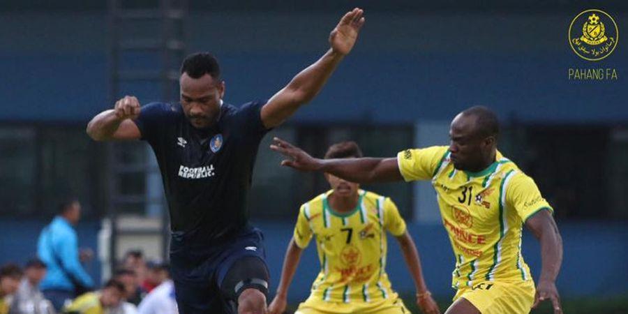 Klub Malaysia Ikat Eks Bek Blackburn Rovers Pascalepas Saddil Ramdani