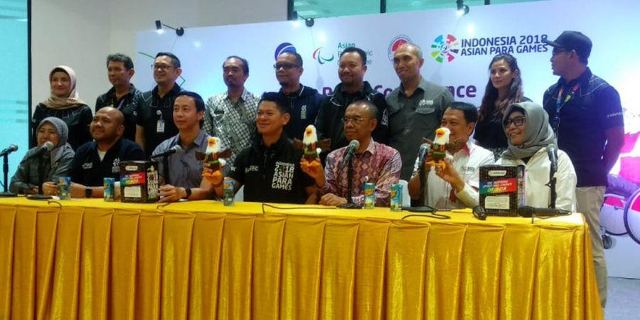 Kemenpora dan Inapgoc Butuh Izin Gubernur DKI Jakarta untuk Promosikan Asian Para Games 2018