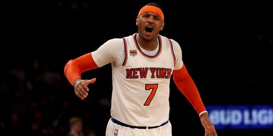Carmelo Anthony Gantikan Kevin Love pada Laga NBA All-Star 2017