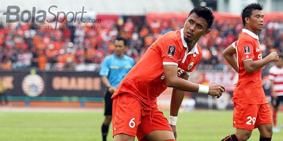 Maman Abdurahman Siap Berlaga di Lapangan Sintetis Markas Home United bersama Persija
