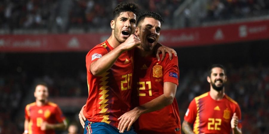 4 Bintang Baru Timnas Spanyol Muncul Saat Menang 6-0 atas Kroasia