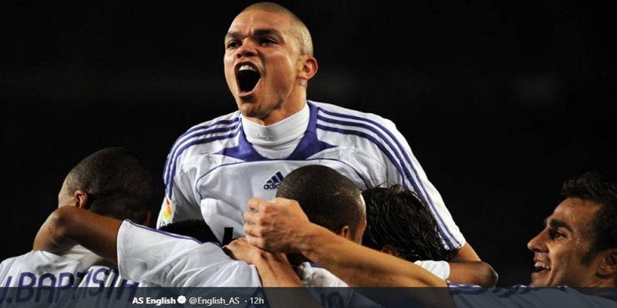 Pepe Sebut Posisi Bek Tengah di Real Madrid seperti Kuburan