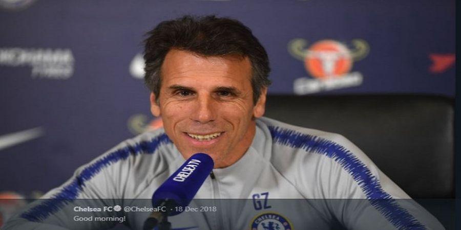 Lampard Jadi Pelatih Baru Chelsea, Gianfranco Zola Pilih Hengkang