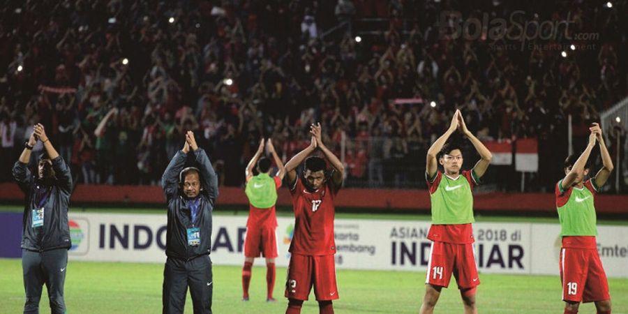 Timnas U-19 Indonesia Kontra Thailand Main Bersamaan dengan Vietnam agar Lebih Seru, Live Indosiar
