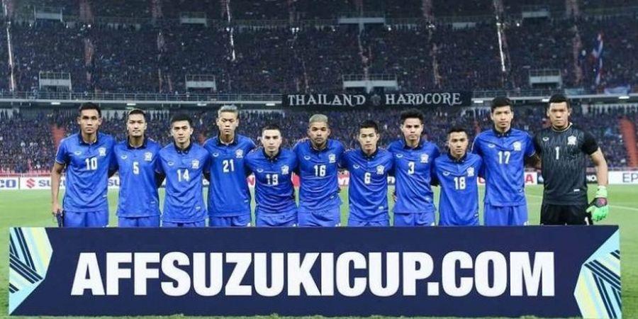 Thailand Bakal Turunkan Timnas Kelas 2 di Piala AFF 2018, Remehkan Indonesia?