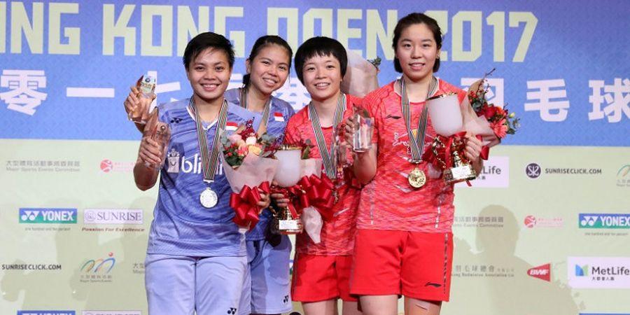 Jadi 'Runner-up' pada Hong Kong Terbuka, Greysia/Apriyani Tetap Bersyukur