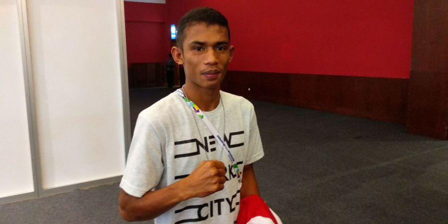 Berawal dari Taekwondo, Mario Blasius Akhirnya Jadi Petinju Nasional