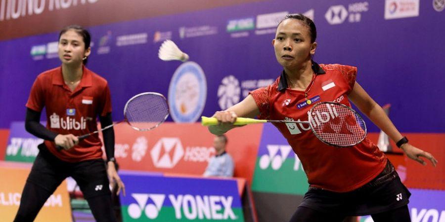 Hong Kong Open 2018, Della/Rizki Amankan Tiket ke Perempat Final