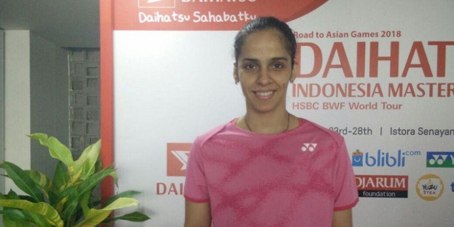 Saina Nehwal dan Kenangan Manis pada Commonwealth Games 2010