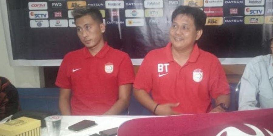 PSM Makassar Tak Ada Kegiatan, Sang Asisten Pelatih Ambil Kesempatan 'Upgrade' Diri