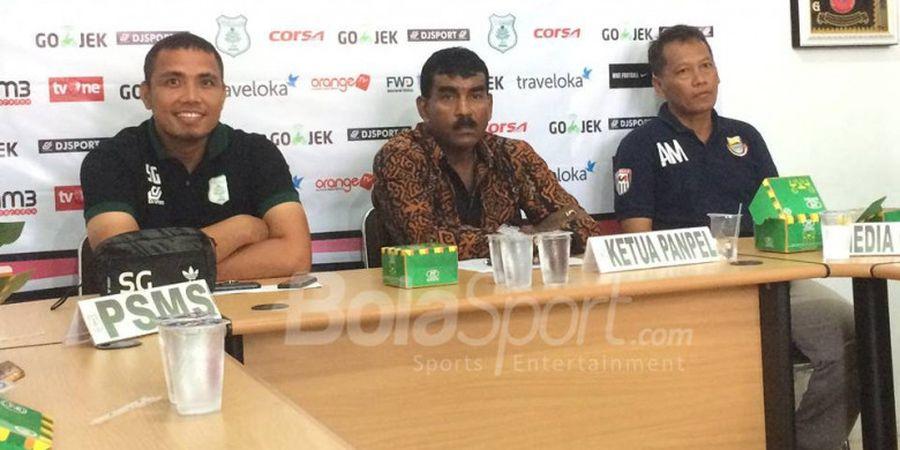 Liga 2 Ditunda, PSMS Medan Beri Kritik Pedas ke PSSI dan PT LIB