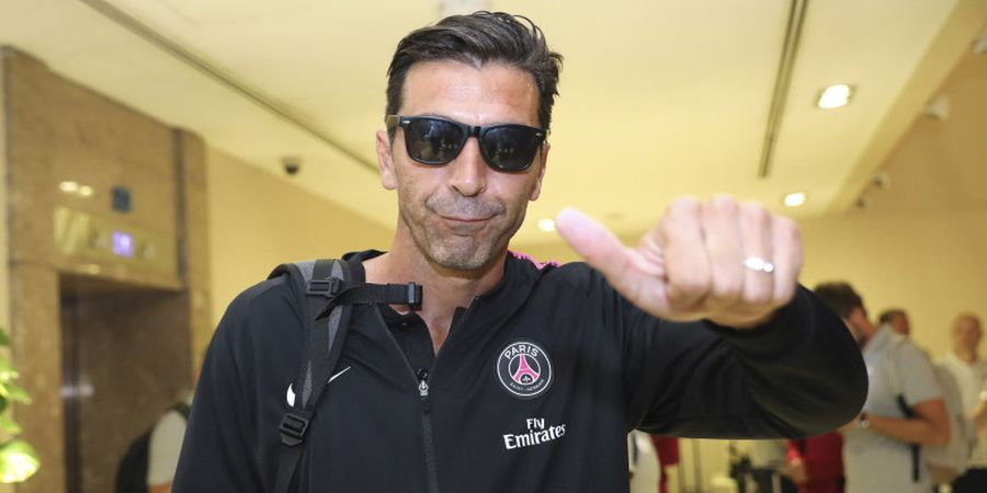 Thiago Silva Yakin Gianluigi Buffon Masih Akan Berikan Banyak Sumbangsih di PSG