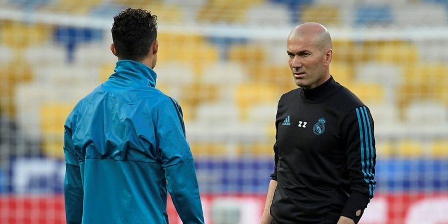 Ini Kesibukan Zinedine Zidane Setelah Mundur dari Kursi Pelatih Real Madrid