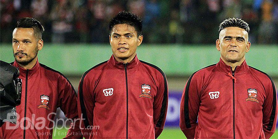 Fachruddin Aryanto Pasrah Dipinjamkan ke Persija Jakarta