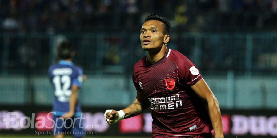 Eks Pilar Persib Ini Tak Boleh Pakai Nomor Punggung 17 di PSM Makassar