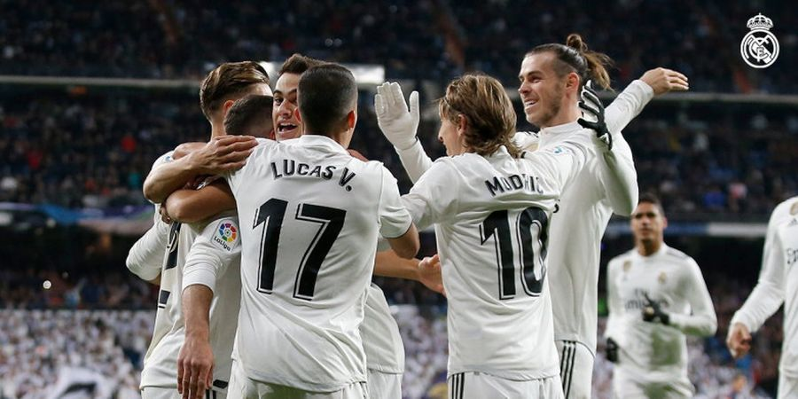 Hasil Liga Spanyol - Real Madrid Taklukkan Valencia dengan Serangan Balik
