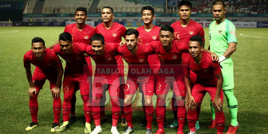 Link Live Streaming Timnas Indonesia Vs Hong Kong