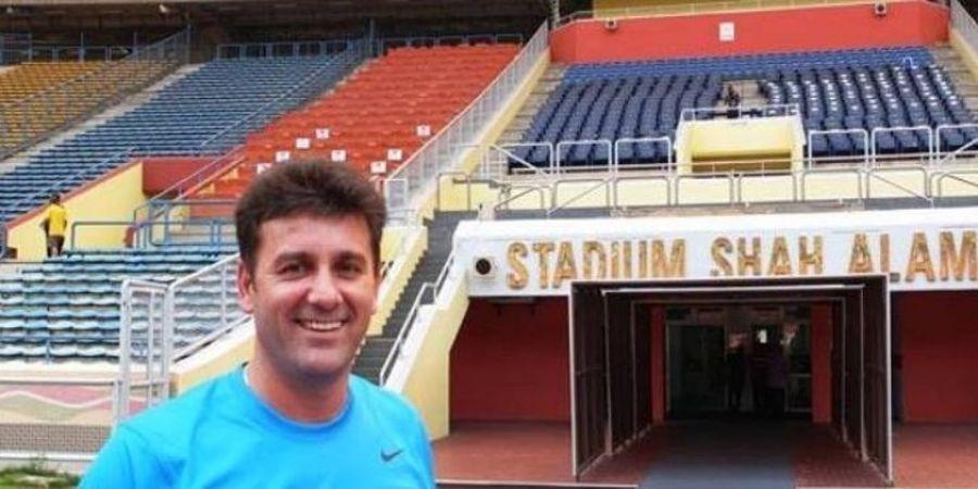 Edson Tavares dan Dejan Glusevic Calon Pelatih Baru Persija