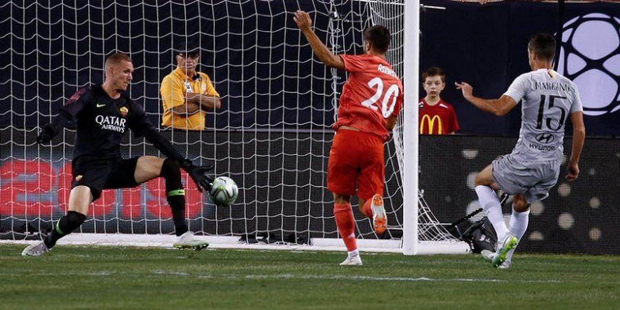 Real Madrid Tutup ICC 2018 dengan Kemenangan atas Roma