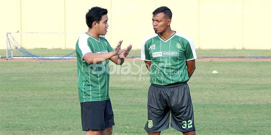 Soal Rivalitas Bajul Ijo dan Arema FC, Caretaker Persebaya Bersuara