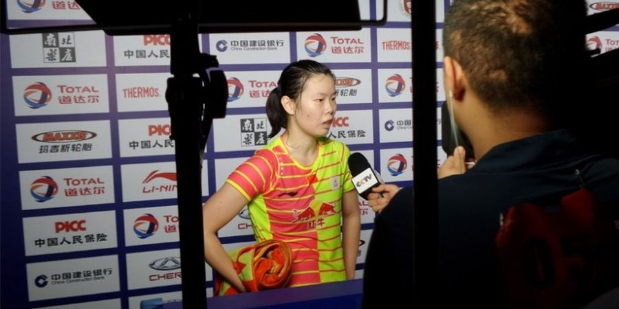 Li Xuerui Berharap Kemenangannya Bisa Memotivasi Tim