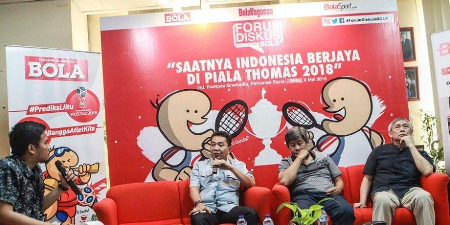 Meski Tidak Ada Yang Tembus 10 Besar, Ini Kelebihan Tunggal Putra Indonesia di Piala Thomas