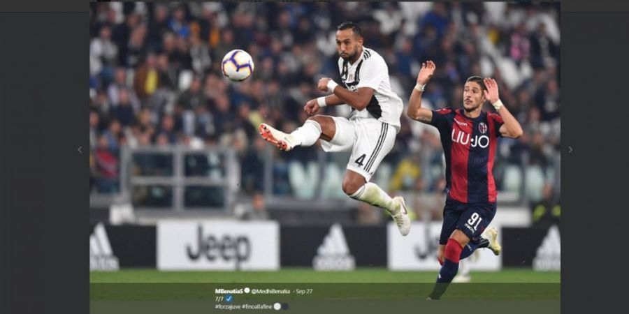 Eks Juventus Medhi Benatia Buka Peluang Gabung Johor Darul Takzim