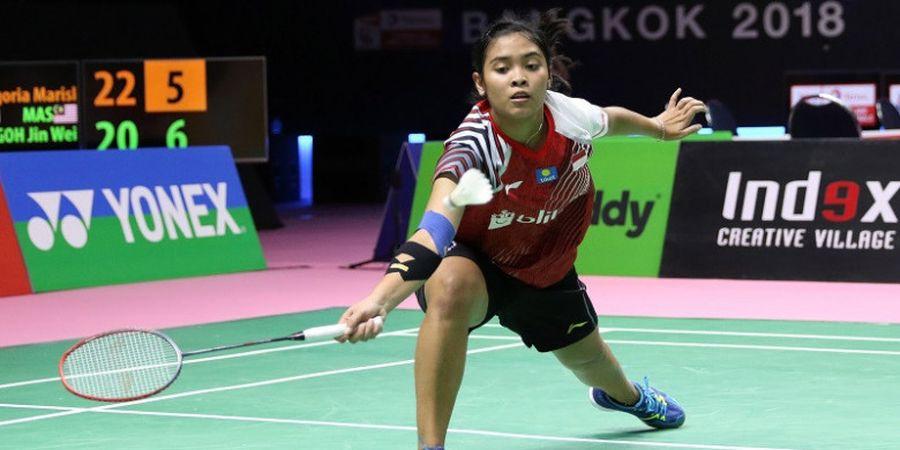 In Wakil Indonesia yang Bakal Berlaga di Thailand Open 2018