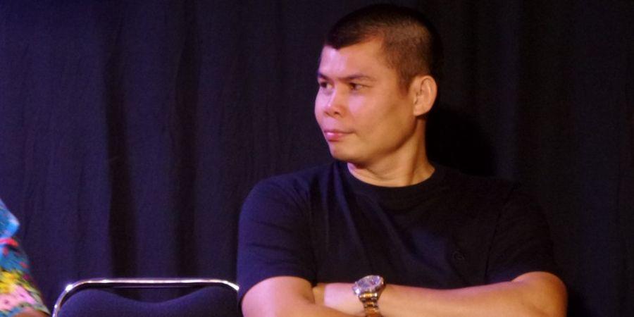 Chris John Ingat Pesan Sang Pelatih Karena Tinju Indonesia Mati Suri