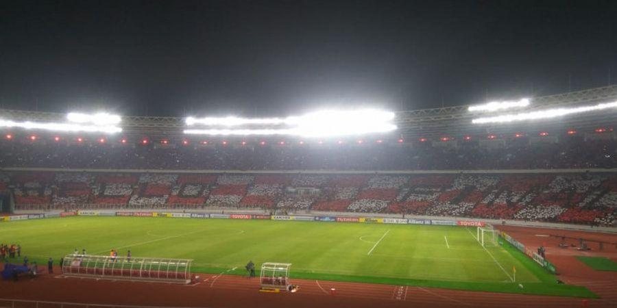 Punya Peluang Juarai Liga 1 2018, Persija Ingin Berkandang di SUGBK