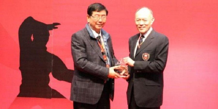 Supandi Kusuma Dapat Penghargaan dari Federasi Wushu Asia