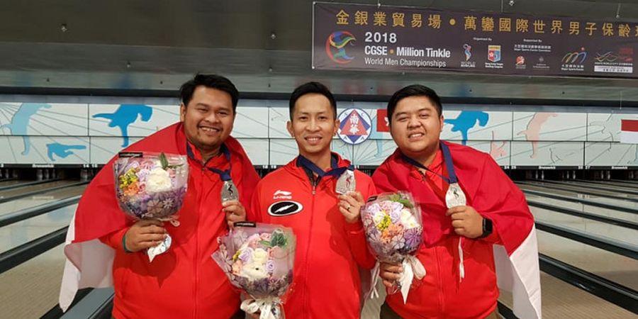 Timnas Boling Indonesia Beri 'Hadiah Asian Games' pada Kejuaraan Dunia Boling Putra 2018