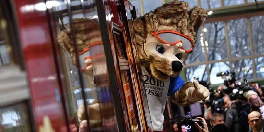 Tingginya Animo Fan di Piala Dunia 2018, Permohonan Tiket Mencapai 3 Juta Lebih!