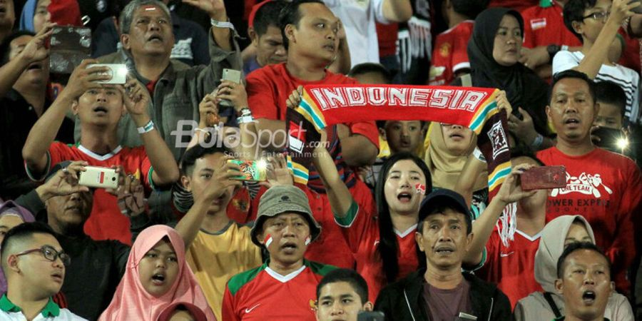 Melalui Interaksi Media Sosial Tim Sepak Bola Indonesia Kalahkan Tim-tim Elit Eropa