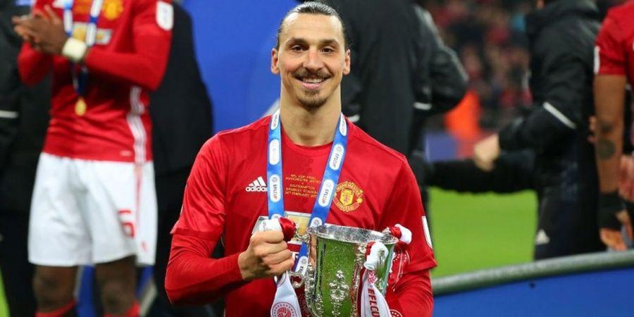 Mourinho Mungkin Mempertahankan Ibrahimovic di Man United