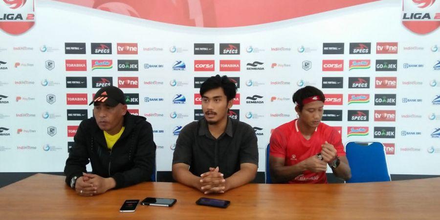 Berita Liga 2 - Pelatih Madura FC Ungkap Rahasia Jitu Tumbangkan PSS Sleman