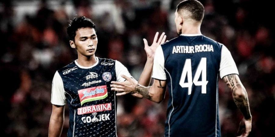 Arema FC Lepas Bagas Adi Nugroho ke Bhayangkara FC, Ini Alasannya