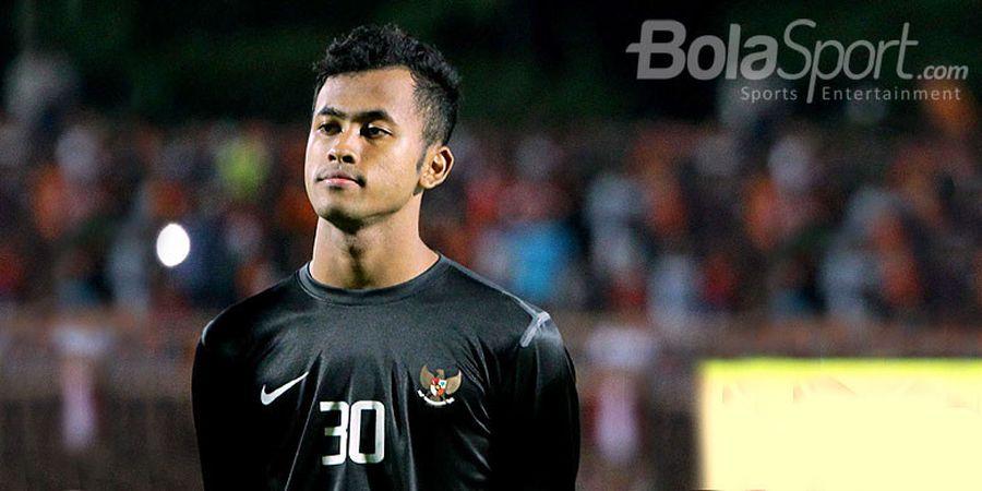 Kiper Timnas U-19 Indonesia Ingin Dapat Tempat di Tim Utama Persib Bandung