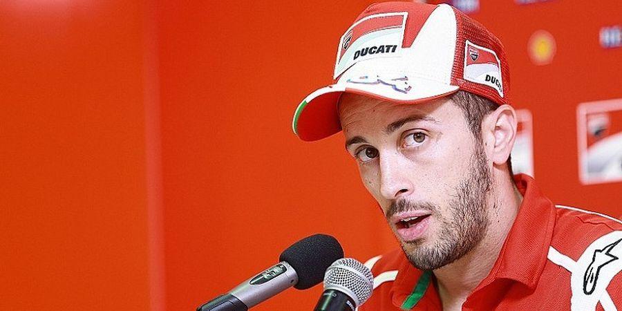 Andrea Dovizioso Senang Dengan Raihannya di Kualifikasi GP Austria